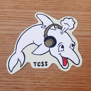 ロンハーマン(Ron Herman)のTCSS ステッカー Dolphine(その他)