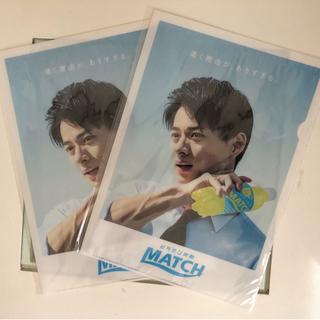 ジャニーズ(Johnny's)のマッチ 平野紫耀 クリアファイル(クリアファイル)