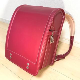 ランドセル 土屋鞄製造所 特別内装 ローズ×ピンク 付属セット完備