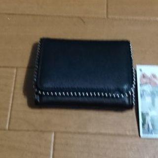 シマムラ(しまむら)のしまむら MUMU  財布  黒 スタッズ 新品(財布)