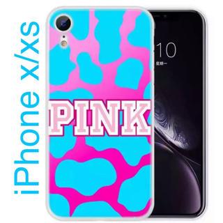 ヴィクトリアズシークレット(Victoria's Secret)のiphone x/xs★ケース★PINK(iPhoneケース)