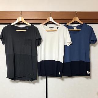 SCOTCH & SODA - スコッチ&ソーダ Sサイズ半袖Tシャツ3枚セット 現状渡し