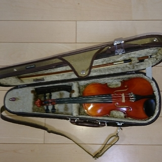 スズキ(スズキ)のスズキバイオリン SUZUKI VIOLIN  8分の1 (ヴァイオリン)
