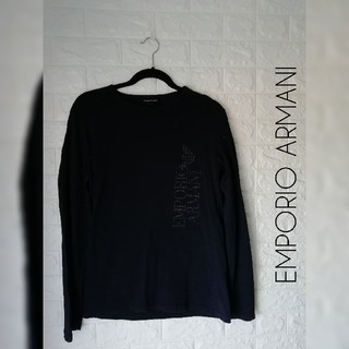 エンポリオアルマーニ(Emporio Armani)の(M96)EMPORIO ARMANI|エンポリオ アルマーニ(Tシャツ/カットソー(七分/長袖))