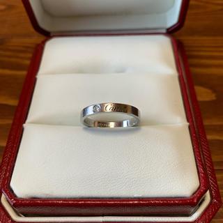 カルティエ(Cartier)のC ドゥ カルティエ ウェディング リング(リング(指輪))