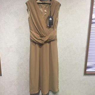 ガウチョ風 フォーマルワンピース(その他ドレス)
