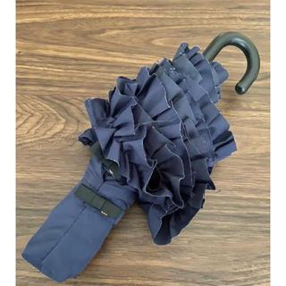 メゾンドフルール(Maison de FLEUR)のメゾンドフルール 折りたたみ傘 晴雨兼用(傘)