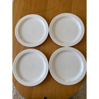 ニッコー(NIKKO)のNIKKO COMPANY JAPAN  白いお皿  21センチ   (食器)