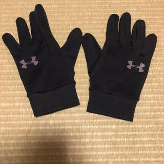 アンダーアーマー(UNDER ARMOUR)の手袋(手袋)