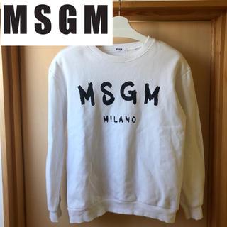 MSGM - msgm スウェット