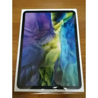 アイパッド(iPad)のiPadPro 11 256gb シルバー   【新品未開封品】(タブレット)
