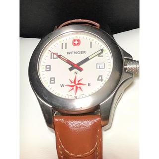 ウェンガー(Wenger)の【ロンサム様専用品】WENGER COMPASS WATCH コンパスウオッチ(腕時計(アナログ))