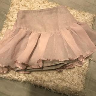 ANNA SUI mini - アナスイミニ  スカート キュロット 100