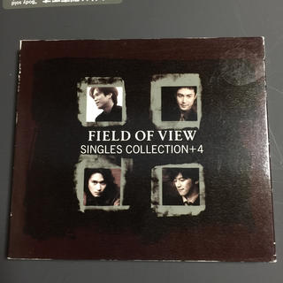 FIELD OF VIEW SINGLES COLLECTION+4 CD(ポップス/ロック(邦楽))