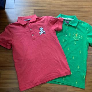 マークアンドロナ(MARK&LONA)のMARK&LONA ポロシャツ 2枚!(ウエア)