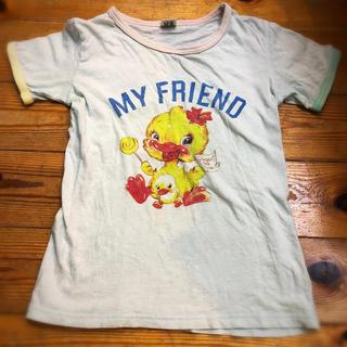 エムピーエス(MPS)のビンテージ風Tシャツ 130cm(Tシャツ/カットソー)