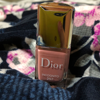クリスチャンディオール(Christian Dior)のディオール  ネイルカラー ピンク(マニキュア)