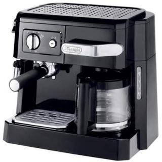 DeLonghi - DeLonghi コンビコーヒーメーカー ブラック BCO410J-B
