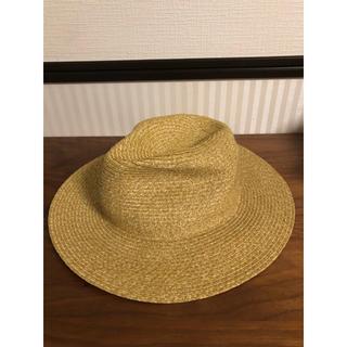 フリークスストア(FREAK'S STORE)の【saccin様専用】FREAK′S STORE 麦わら帽子 ハット(麦わら帽子/ストローハット)