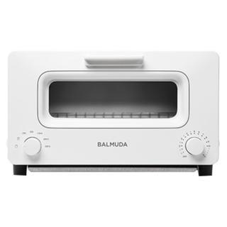 バルミューダ(BALMUDA)の【新品未開封】バルミューダ トースター  ホワイト(調理機器)