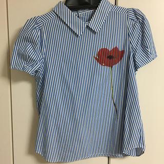 ドットアンドストライプスチャイルドウーマン(Dot&Stripes CHILDWOMAN)のDot and Stripe ストライプ ブラウス(シャツ/ブラウス(半袖/袖なし))