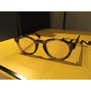モンクレール(MONCLER)の「未使用品」本物 モンクレール サングラス 伊達眼鏡(サングラス/メガネ)