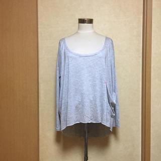 アウラアイラ(AULA AILA)の新品 AULA AILA アウラアイラ❁︎クラッシュ Tシャツ(Tシャツ(長袖/七分))
