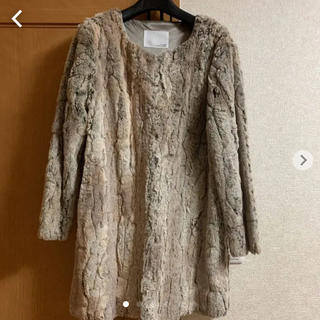 ルームサンマルロクコンテンポラリー(room306 CONTEMPORARY)のroom306 ファーコート(毛皮/ファーコート)