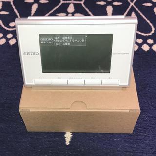 セイコー(SEIKO)のSEIKO 電波目覚まし時計(置時計)