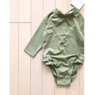 キャラメルベビー&チャイルド(Caramel baby&child )の新品✦1点のみ yoli&otis Josue Swimmers(4Y)(水着)