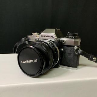 オリンパス(OLYMPUS)のOLYMPUS OM10 おしゃれ フィルムカメラ レア(フィルムカメラ)