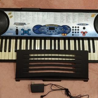 カシオ(CASIO)のCASIO 電子キーボードLK-36(電子ピアノ)