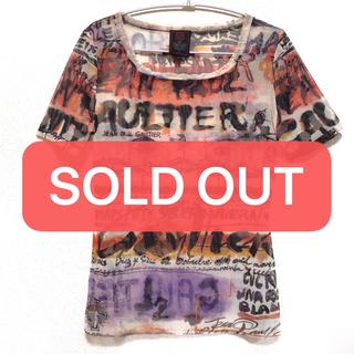 ジャンポールゴルチエ(Jean-Paul GAULTIER)のJean Paul gaultier ジャンポールゴルチェ Tシャツ(Tシャツ(半袖/袖なし))