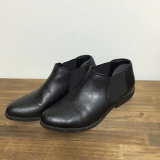 ジーナシス(JEANASIS)のJEANASISサイドゴアアンクルブーツ(ブーツ)