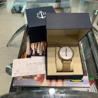 ダニエルウェリントン(Daniel Wellington)のポールヒューイット  腕時計 サンドベージュ(腕時計(アナログ))