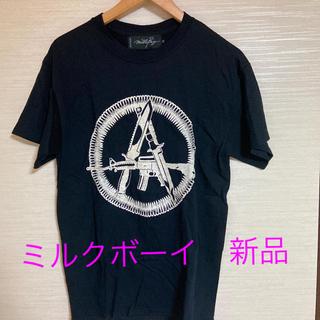 ミルクボーイ(MILKBOY)の値下げ] ミルクボーイ Tシャツ 新品 (Tシャツ/カットソー(半袖/袖なし))
