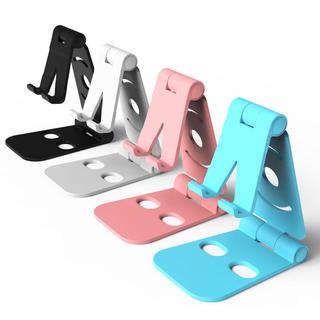 930★折畳み携帯スタンド スマホスタンド 置型携帯スタンド(その他)