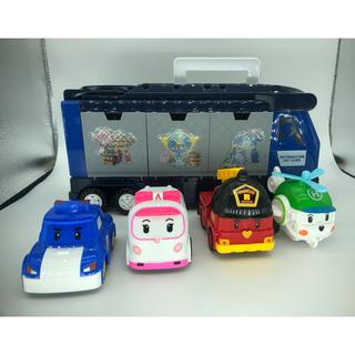 ポリス(POLICE)のロボカーポリー新入荷韓国大大人気 ロボット 送料無料 トランスフォーマー (知育玩具)