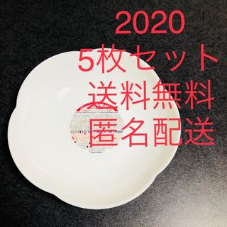 ヤマザキセイパン(山崎製パン)のヤマザキ  皿  春のパン祭り  2020(食器)