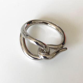 エルメス(Hermes)の【Hauolihula様専用】エルメス メンズ リング (スカーフリング)(リング(指輪))