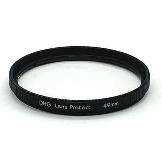 ★MARUMI レンズ保護フィルター★DHG LENS PROTECT 49mm(フィルター)