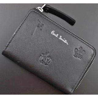 ポールスミス(Paul Smith)の1点限り☆新品☆箱付 ポールスミス 人気デザイン コインケース 黒(コインケース)