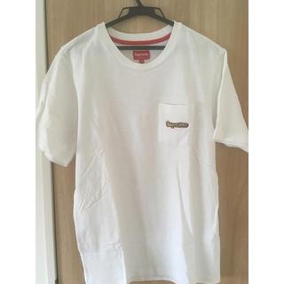 シュプリーム(Supreme)の15ss Supreme Gonz Embroidered Pocket Tee(Tシャツ/カットソー(半袖/袖なし))