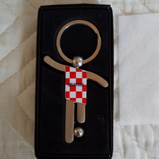 クロアチア サッカー キーホルダー(キーホルダー)
