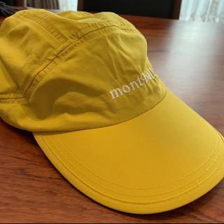 モンベル(mont bell)のMont-bell キャップ 帽子 キッズ 子供 子供用 52 53 54 (帽子)