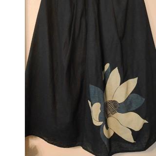 フォーティーファイブアールピーエム(45rpm)の☆パラスパレス インディゴロングスカート(ロングスカート)
