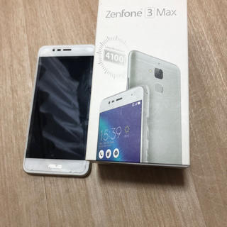 ZenFone 3 Max ZC520TL ASUS  SIM Free(スマートフォン本体)