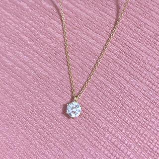 ダイヤモンドネックレス(ネックレス)