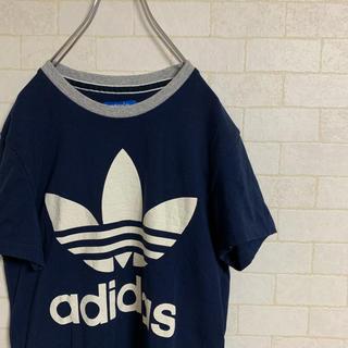 オリジナル(Original)のadidas originals アディダスオリジナルス Tシャツ 立体ロゴ(Tシャツ/カットソー(半袖/袖なし))