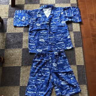 ベルメゾン(ベルメゾン)のトイストーリー甚平風パジャマ140cm のんの様用(パジャマ)